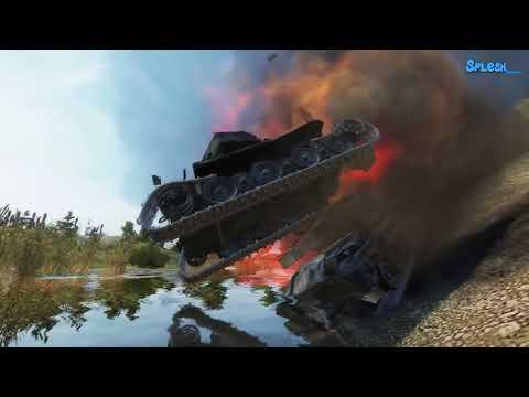 Приколы в World of Tanks   СМЕШНЫЕ моменты из Мира танков #8