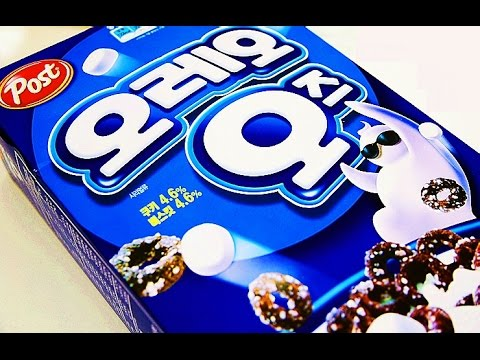Cerealous Business - Oreo O's (South Korea)