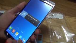 Unboxing de un móvil Samsung Galaxy Note3 con aliexpress 7