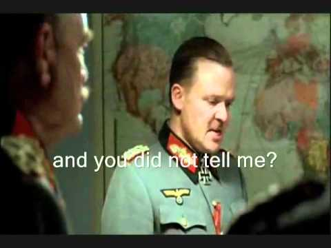Hitler Is Pissed At Stewey video