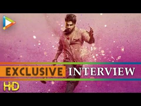 Arjun Kapoor Amit Sharma exclusive interview on Tevar I Part 3