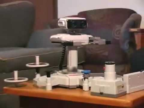 R.O.B. -Robotic Operating Buddy