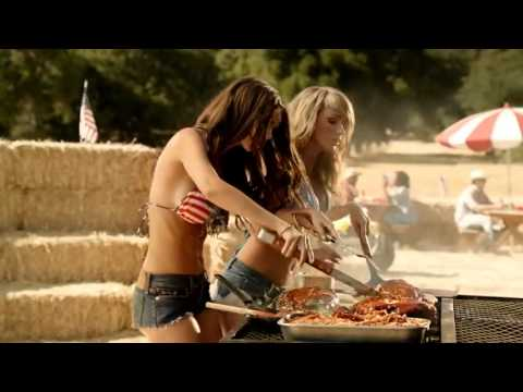 BBQ's Best Pair - Carl's Jr. and Hardee's Commerical - Sara Underwood, Emily Ratajkowski