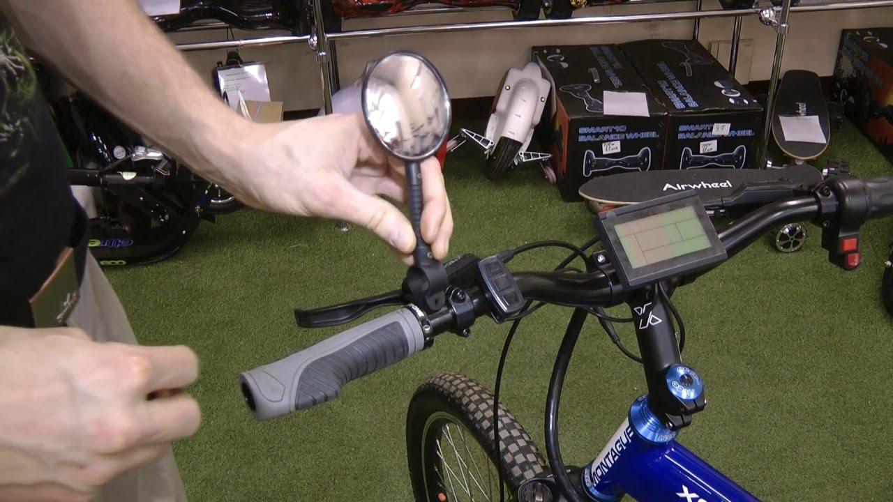 Зеркала на велосипед своими руками 42