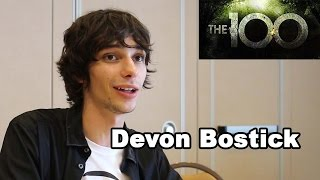 The 100 - Devon Bostick Interview