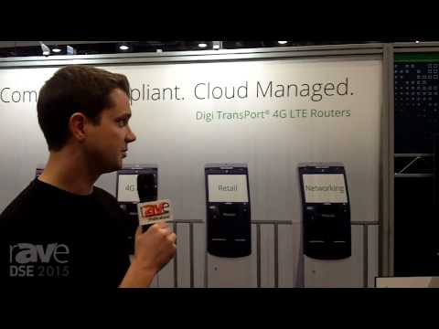 DSE 2015: Digi Talks About 4G LTE for Content Delivery and Distribution