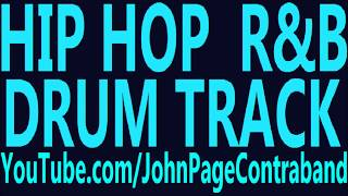 R&B Hip Hop Rap Drum Track Beat 70 bpm