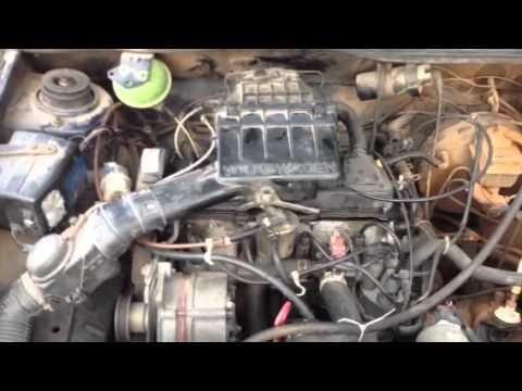 Fallo Golf Mk1 1 8 Carburaci 243 N Youtube