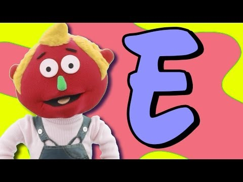The Letter E Story And Song video