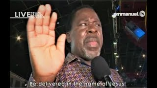 SCOAN 06/05/18: Powerful Mass Prayer, Prophecy & Deliverance with TB Joshua