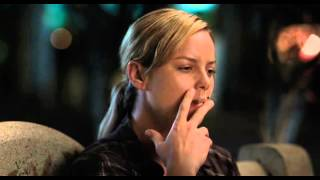 Abbie Cornish smoking