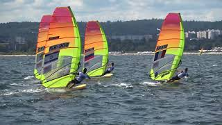 2018 RS:X Windsurfing European Championships - Day 2