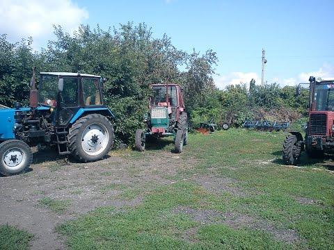 Трактор ЮМЗ-6АКЛ за 50тыс.грн или 2тыс.дол. 17,07,2015 -