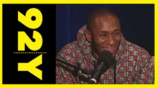 Mos Def with Anthony DeCurtis (Full Talk)