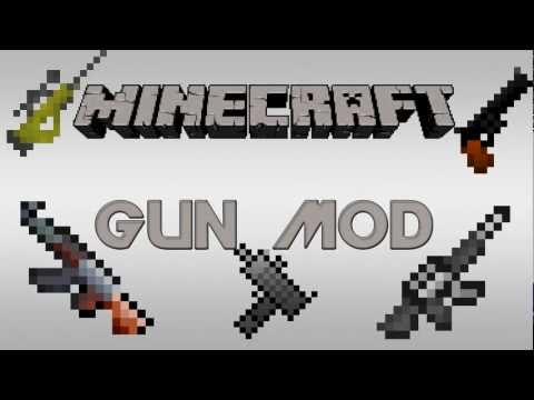 Best Minecraft 1.5.2 Mod | Heuristick´s Gun Mod | Snipers, Shotguns, Grenade Launchers & More ! Music Videos