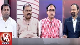 Special Discussion On CM KCR Victory In TS Assembly Elections 2018 | Good Morning Telangana