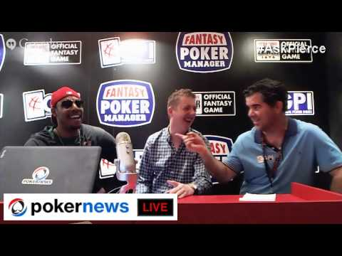 WSOP 2014: NBA Star Paul Pierce Talks WSOP, NBA Free Agency and Becoming a Poker Pro
