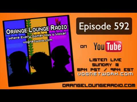 Orange Lounge Radio: Episode 592