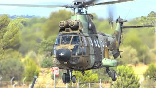 Aerospatiale AS 332B1 Super Puma [HD]
