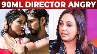 90ML Director Anita Udeep Blasts Chandramouli Movie Producer