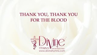 Thank You Thank You For The Blood Song Lyrics Video