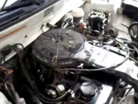 Mitsubishi Lancer Carburetor Cleaning