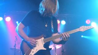 Andy Timmons - Electric Gypsy live Barcelona 2015