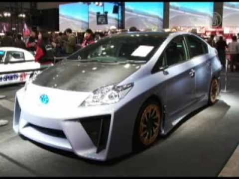 Salón del Automóvil en Tokio 2010 Video