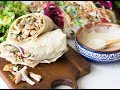 The Recipe Show by Rattan Direct - Grilled Chicken Shawarma Wrap