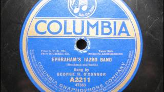EPHRAHAM'S JAZBO BAND by George H O'Connor 1917 JASS
