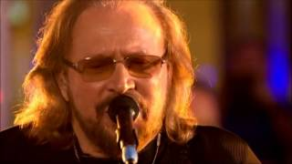 Barry Gibb: BBC, The One Show, 30.9.2016 -excerpts-
