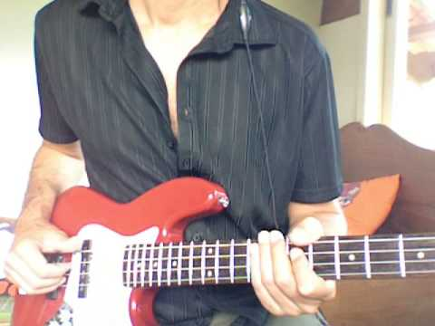 L192 Thumbpicking bass octaves w E9 chord