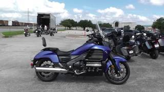 000569  - 2014 Honda Gold Wing Valkyrie  GL1800C - Used motorcycles for sale