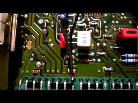 bmw e36 318is m42b18 DME EWS bypass modification / obejscie EWS