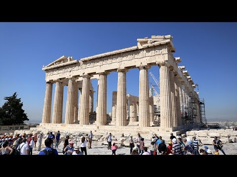 The Acropolis - Athens, Greece