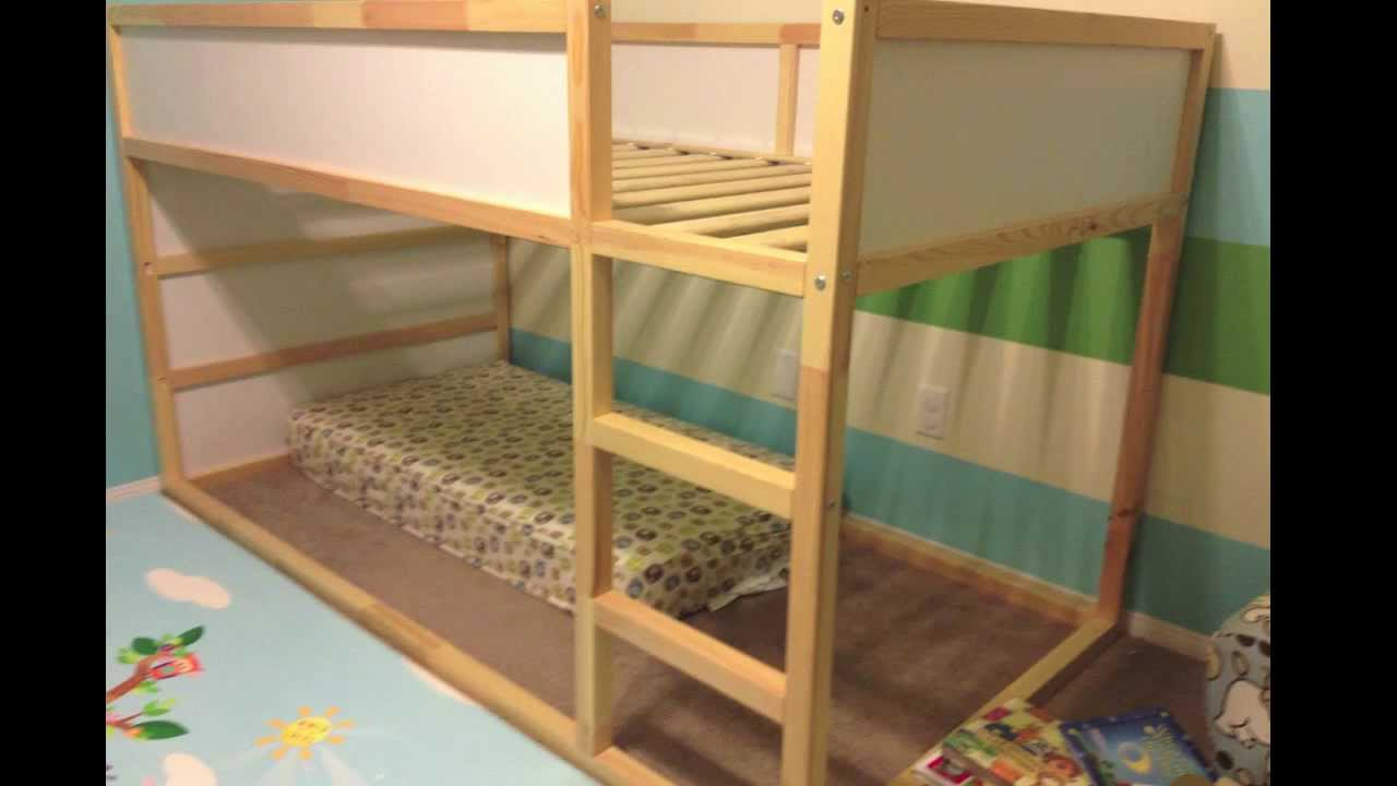 Loft Bed Metal Twin