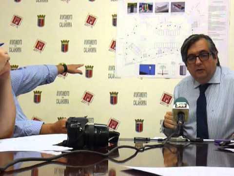 Calahorra La Rioja La Noticia Canal Proyecto Plaza del Raso Junta Gobierno