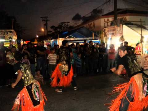 Matachines de Matamoros Los Topos El video y La rola