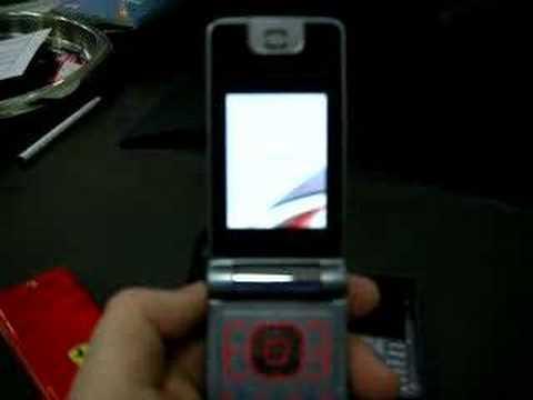 Sharp 770SH McLaren Phone