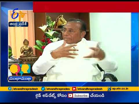Nellore Former MP Mekapati Rajamohan reddy Interview | Over YCP