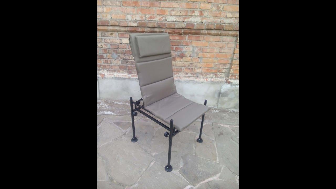 Фидерное кресло для рыбалки своими руками 96