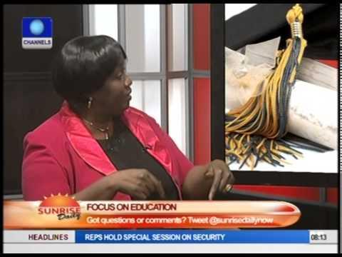 SUNRISE DAILY: Prof. Abiola Awosika-Fapetu Speaks On Education In Nigeria Pt.1