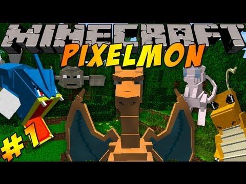 Pixelmon !