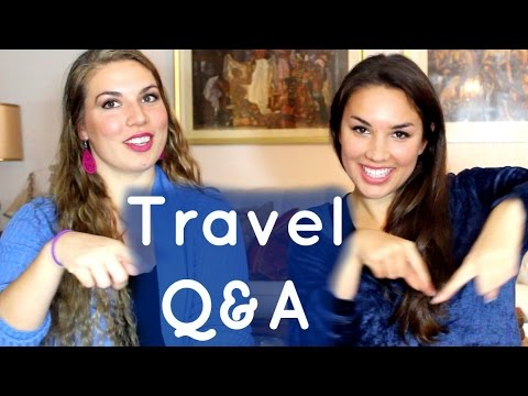 Travel Q&A part 2: How can you afford to travel? Recommended visits? Unplanned incidents?