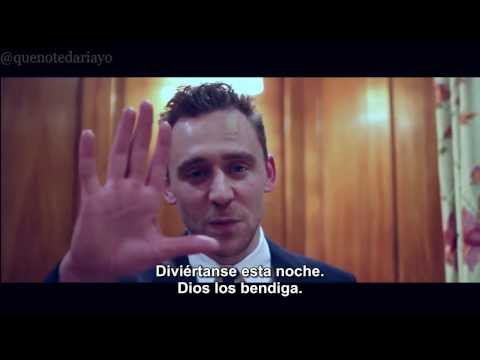 Tom Hiddleston agradece el premio Elle Man Of The Year 2014