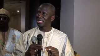 Sargal El hadji Ndao Consul General Du Senegal A New York