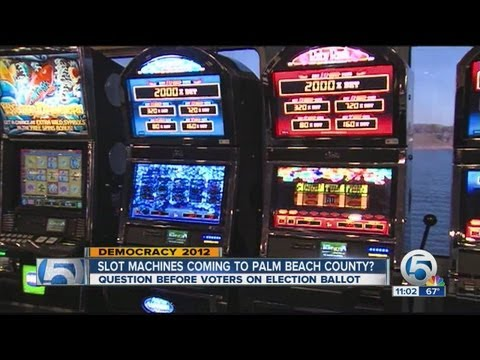 slot machines yes