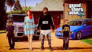 GTA 5 REAL LIFE MOD #5 HAPPY THANKSGIVING! (GTA 5 REAL LIFE MOD)