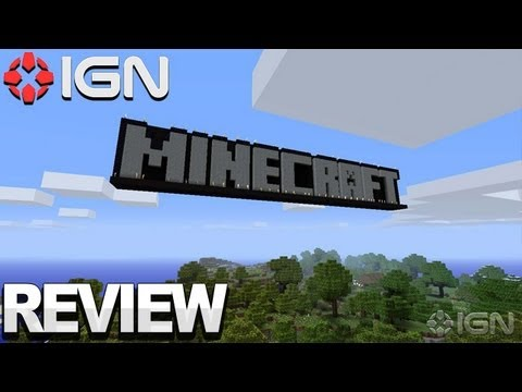 Minecraft - XBLA Video Review