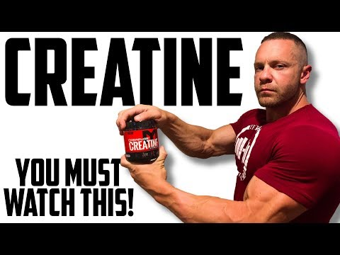 How to Use Creatine For Muscle Gains - Benefits, When and What to Take